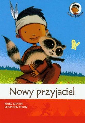 Indian Nitou nowy przyjaciel - okładka książki