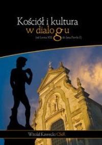 Kościół i kultura w dialogu (od - okładka książki