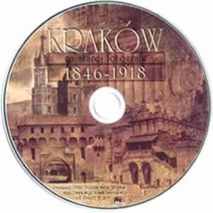 Kraków na starej fotografii 1846 - pudełko programu