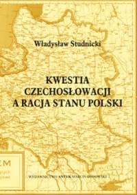 Kwestia Czechosłowacji a Racja - okładka książki