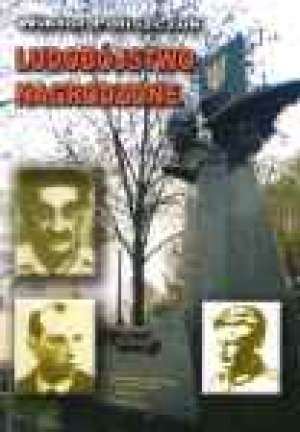 Ludobójstwo nagrodzone - okładka książki