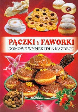 Pączki i faworki - okładka książki