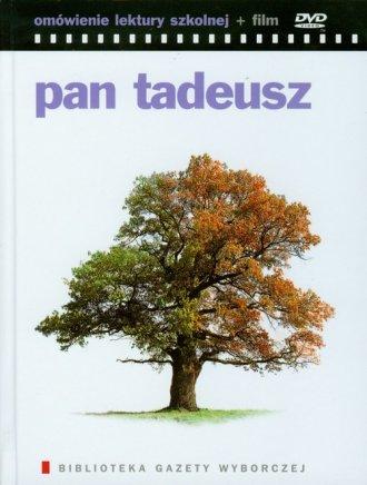 Pan Tadeusz. Omówienie lektury - okładka podręcznika