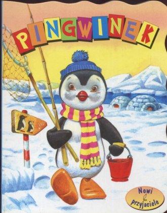 Pingwinek - okładka książki