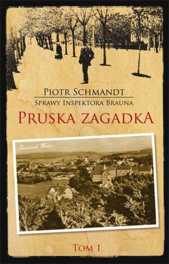 Pruska zagadka - okładka książki