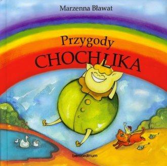 Przygody chochlika - okładka książki