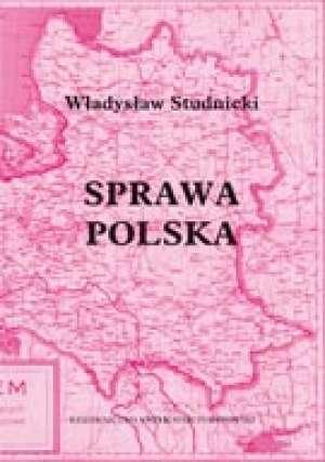Sprawa Polska - okładka książki