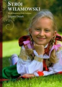 Strój wilamowski - okładka książki