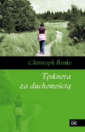 Tęsknota za duchowością - okładka książki