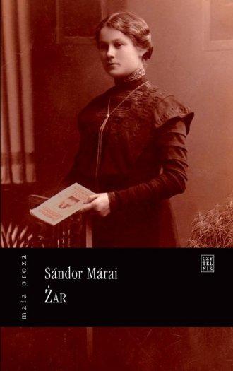 Żar - okładka książki