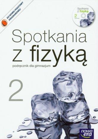 Spotkania z fizyk�. Gimnazjum. Podr�cznik cz. 2 (+ CD)