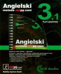 Angielski. Kurs językowy 3.1 (+ 3 CD) - okładka podręcznika
