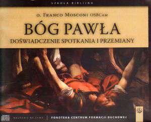 Bóg Pawła (6 CD) - pudełko audiobooku