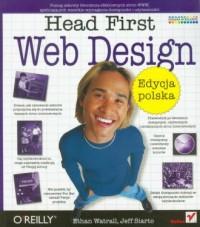 Head First Web Design. Edycja polska - okładka książki