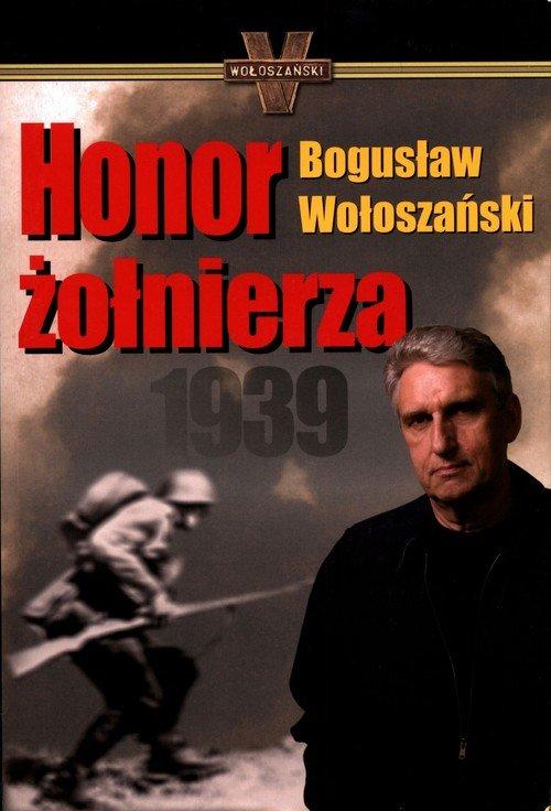 Honor żołnierza - okładka książki
