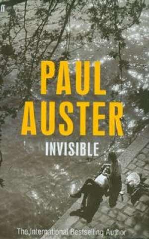 Invisible - okładka książki