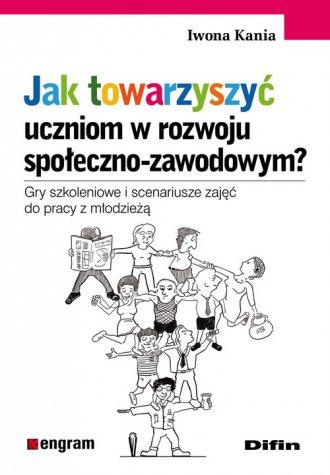 Jak towarzyszyć uczniom w rozwoju - okładka książki