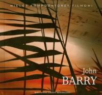John Barry. Wielcy Kompozytorzy - okładka płyty