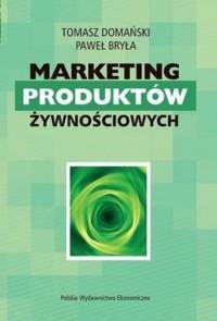 Marketing produktów żywnościowych - okładka książki