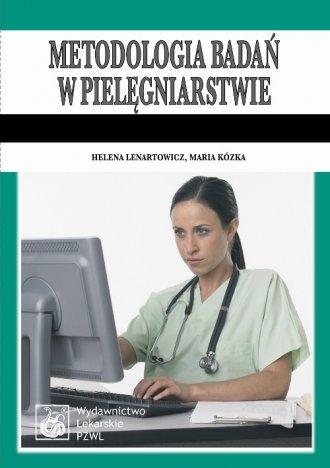Metodologia badań w pielęgniarstwie - okładka książki