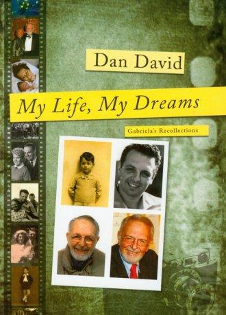 My Life, My Dreams - okładka książki