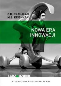 Nowa era innowacji - okładka książki