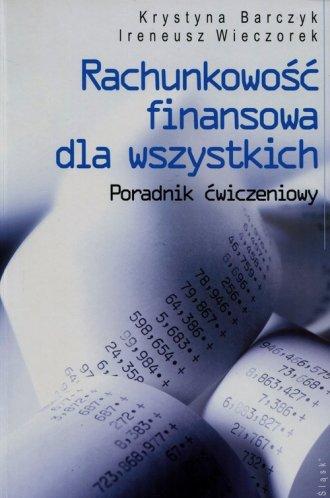 Rachunkowość finansowa dla wszystkich. - okładka książki