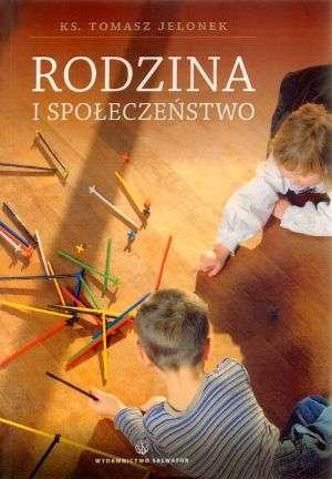 Rodzina i społeczeństwo - okładka książki