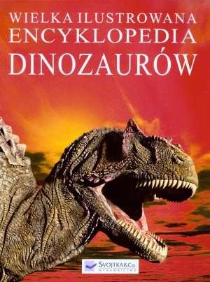 Wielka ilustrowana encyklopedia - okładka książki