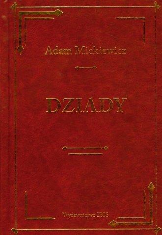 ksi��ka -  Dziady - Adam Mickiewicz