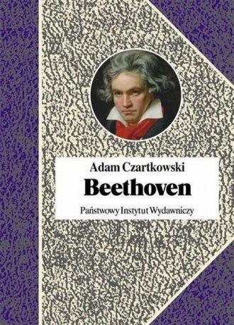 Beethoven. Próba portretu duchowego - okładka książki