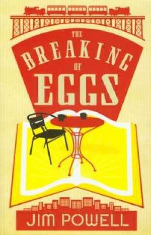 Breaking of Eggs - okładka książki