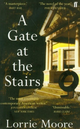 Gate at the Stairs - okładka książki