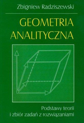 Geometria analityczna - okładka książki