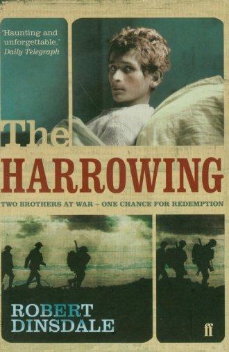 Harrowing - okładka książki