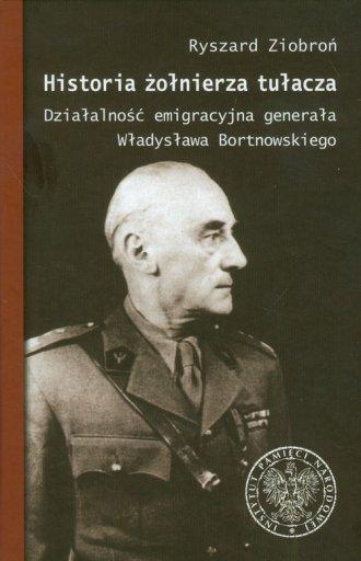 Historia żołnierza tułacza. Działalność - okładka książki