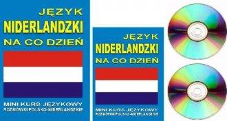 Język niderlandzki na co dzień. - okładka podręcznika