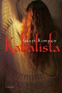 Kabalista - okładka książki
