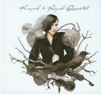 Kayah & Royal Quartet (CD) - okładka płyty