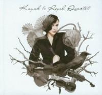 Kayah & Royal Quartet (CD) - Wydawnictwo - okładka płyty