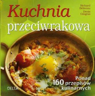 Kuchnia przeciwrakowa - okładka książki