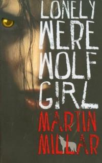 Lonely Werewolf Girl - okładka książki