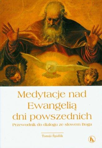 Medytacje nad Ewangelią dni powszednich - okładka książki