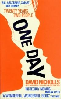 One day - okładka książki