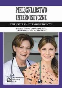 Pielęgniarstwo internistyczne. Podręcznik dla studiów medycznych - okładka książki