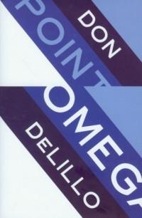Point Omega - okładka książki