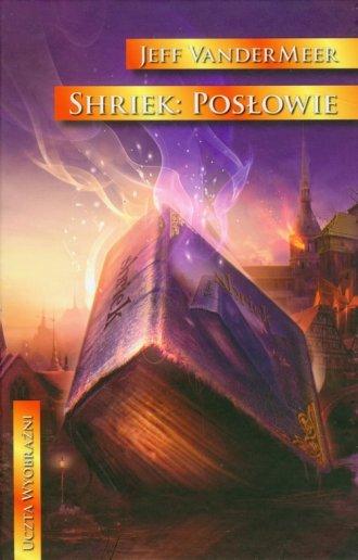 Shriek Posłowie - okładka książki