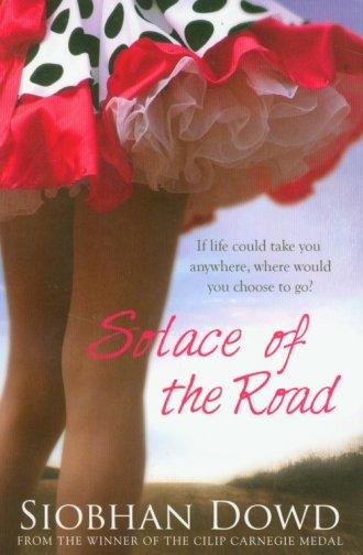 Solace of the Road - okładka książki