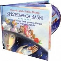 Sprzedawca Baśni (CD) - okładka książki