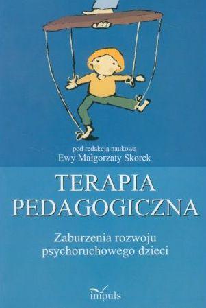 Terapia pedagogiczna. Zaburzenia - okładka książki